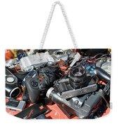 Dead Tech 1 Weekender Tote Bag