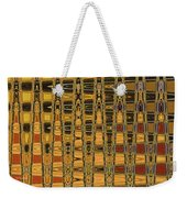 Dead Tree Abstract Weekender Tote Bag