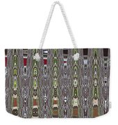 Dead Tree In The Forest Abstract Weekender Tote Bag