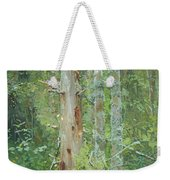 Dead Tree Weekender Tote Bag