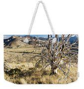 Dead Tree Panorama Weekender Tote Bag