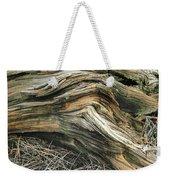 Dead Tree Textures Weekender Tote Bag