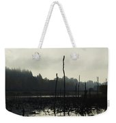 Dead Tree Waters Weekender Tote Bag
