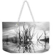Dead Trees Bw Weekender Tote Bag