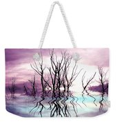 Dead Trees Colored Version Weekender Tote Bag