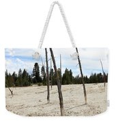 Dead Trees, Yellowstone Weekender Tote Bag