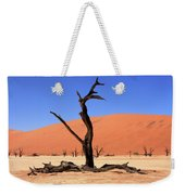 Dead Vlei Tree  Weekender Tote Bag by Aidan Moran