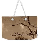 Dead Wood Weekender Tote Bag