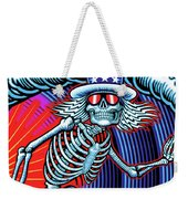 Deadhead Surfer Weekender Tote Bag
