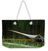 Deadwood And Pine Reflections Weekender Tote Bag