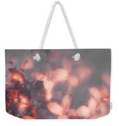 Death Blooms Weekender Tote Bag