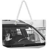 Death Driver Weekender Tote Bag