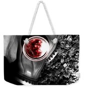 Death In Battle Weekender Tote Bag