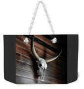 Death Of A Longhorn Weekender Tote Bag