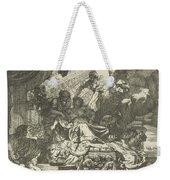 Death Of Dido, Gerard De Lairesse, 1668 Weekender Tote Bag