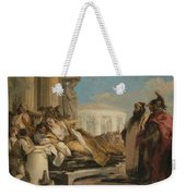 Death Of Dido Weekender Tote Bag