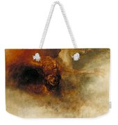 Death On A Pale Horse Weekender Tote Bag