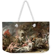 Death On The Pale Horse Weekender Tote Bag