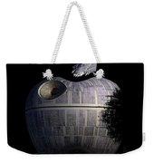 Death Star Apple Weekender Tote Bag