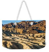 Death Valley 19 Weekender Tote Bag