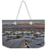 Death Valley 7 Weekender Tote Bag