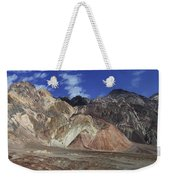 Death Valley 8 Weekender Tote Bag