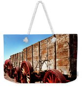 Death Valley Borax Wagons Weekender Tote Bag