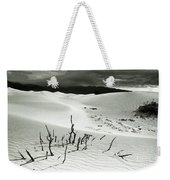 Death Valley Brush Weekender Tote Bag