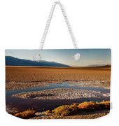 Death Valley California Weekender Tote Bag