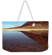 Death Valley Lake Weekender Tote Bag