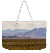 Death Valley Range Weekender Tote Bag