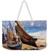 Deauville Beach 1866 Weekender Tote Bag