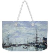 Deauville The Dock Weekender Tote Bag