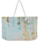 Decadent Urban Light Colored Patterned Abstract Design Weekender Tote Bag