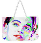 Decaprio By Nixo Weekender Tote Bag