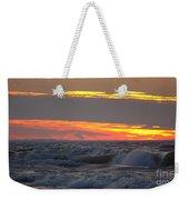 December Swells 6 Weekender Tote Bag