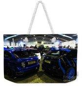 December's Meet Weekender Tote Bag