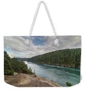 Deception Pass State Park Weekender Tote Bag
