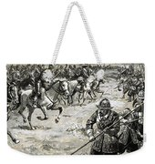 Decisive Battles  Where King Charles Lost His Crown Weekender Tote Bag
