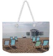 Deck Chairs Weekender Tote Bag