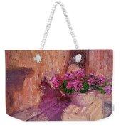 Deck Flowers #2 Weekender Tote Bag