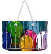 Deck Party Weekender Tote Bag