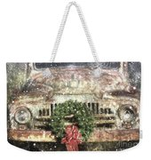 Decked Out For Christmas Weekender Tote Bag