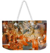 Deco Bubbles Weekender Tote Bag