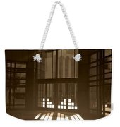Deco Entrance Weekender Tote Bag