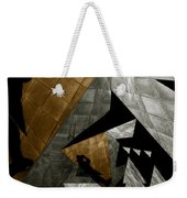 Deconstruction Weekender Tote Bag
