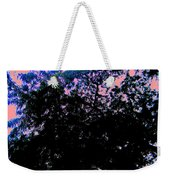 Decorated Sky Weekender Tote Bag