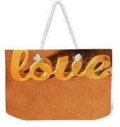 Decorating Love Weekender Tote Bag