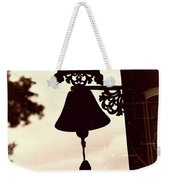 Decorative Bell Weekender Tote Bag