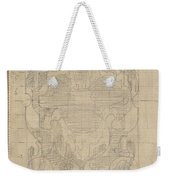 Decorative Design, Carel Adolph Lion Cachet, 1874 - 1945 U Weekender Tote Bag